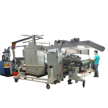 factory supply hot melt adhesive coating machine
