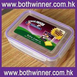 H0T052 sushi food container