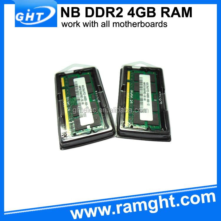 Made in China com best price 800mhz 4gb ddr2 ram for laptop