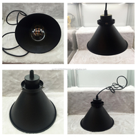 Vintage Lampshade Industrial Lighting Nordic Retro
