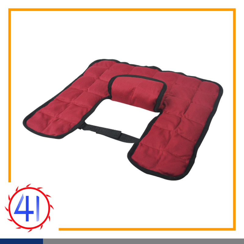 comfortable reusable microwave heat body pad health care product for sale