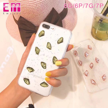 Hot sale bling diamond tpu phone case for iphone 6 6+ 7 7+