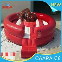 Attractive theme park equipment mechanical bull rides/kids amusement rides for sale