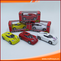 New product 1:43 pull back kids small metal diecast model cars