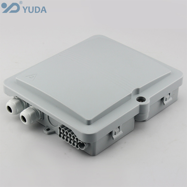 outdoor ftth 12 way distribution box
