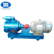 3G series Three Screw bitumen heat resistant pump without agitation and pulsation