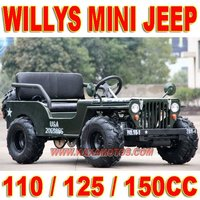 Mini Jeep 150cc Mini Willys Jeep