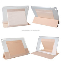wholesale high quality pu leather case for ipad air 2