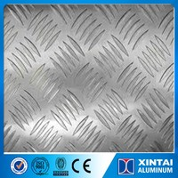 Aluminium Tread Plate 5 bar 5052 H32 for tool box / trailer