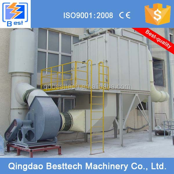 Best selling products easy processing cement plant Air casing baghouse