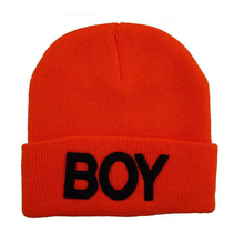 Professional Design Low Price Custom Winter Knit Beanie