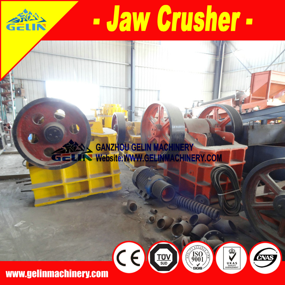 Widely use efficiency PE 200x300 jaw crusher