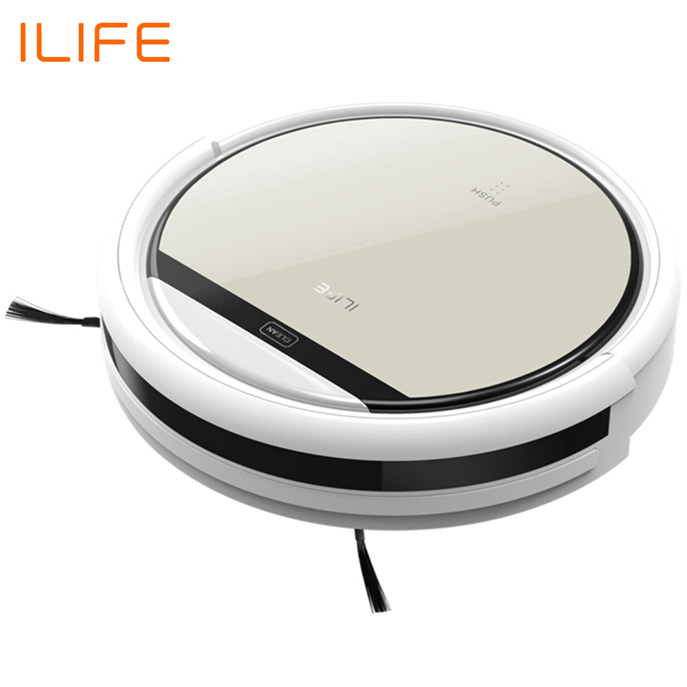 ILIFE V5 Stable quality bagless vacuum cleaners dry