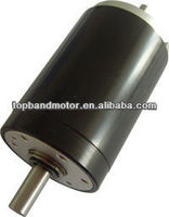 35mm gear motor dc permanent magnet motor