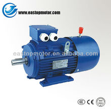 YEJ Series Three Phase winch motor specification