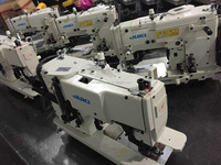 secondhand button hole LBH781 industry sewing machine