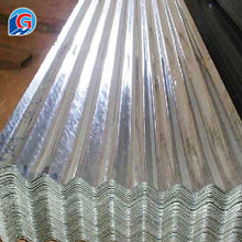 High strength galvanized corrugated type of roofing sheets
