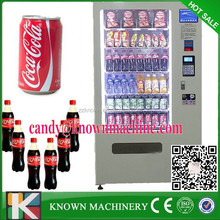 High quality 8 inch LCD display hair vending machine