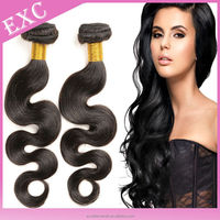 Hot selling red indian remy hair weave expression red weaves hair red braiding hair