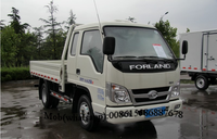 FORLAND 4*2 82hp diesel engine small cargo truck