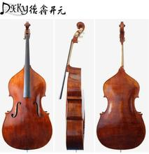 Hot sell solid wood advanced handmade double bass