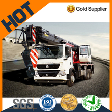 gold supplier sinotruck HIAB 30T 6*4 truck crane for sale TC117