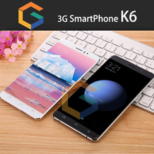 3G Smart phone 6.0 inch IPS Screen high quality China mobile phone OEM Smartphone factory