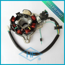 Motorcycle CG125 Ignition Coil/Motorcycle magneto coil stator / 8 pole magneto coil 100% copper wire