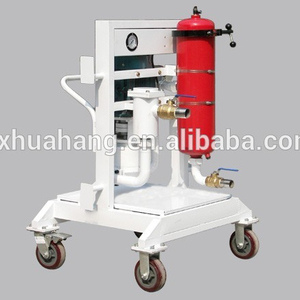 9000L/h Transformer oil purifier Used Waste Heavy Fuel Oil Purifier