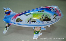 Promotional Boing inflatable plane vinyl airplane as premium gift