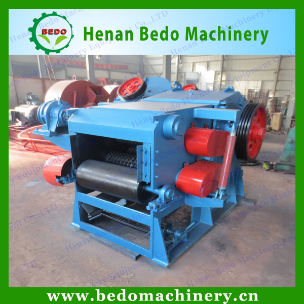China supplier good resistance knives wood chipper shredder 008613253417552