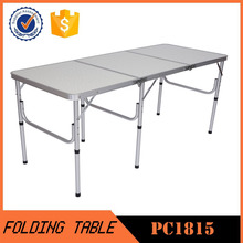 Wholesale foldable outdoor portable picnic folding table
