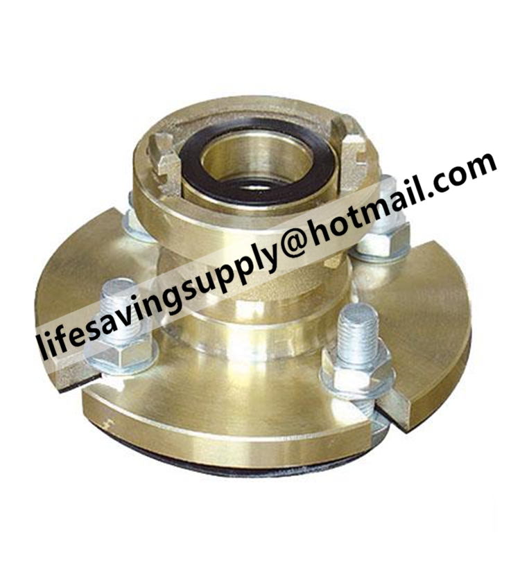 Brass International Shore Connection, Storz Type/Marine Wholesale International Shore Connections