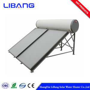 flat plate collecotor solar thermal panel