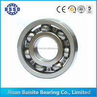 Chrome steel or stainless steel 6100 bearing company in China