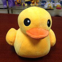 Top quality hot sell yellow super soft plush duck toys