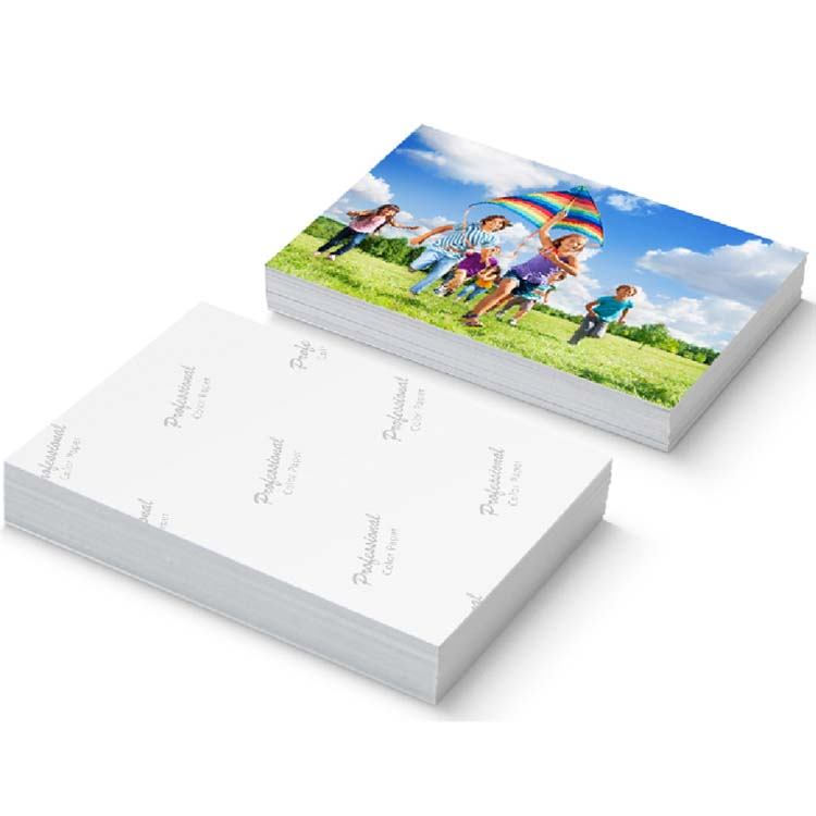 A4 220G, 250G, 300G Double Sides dnp Premium Ultra Glossy Inkjet Photo Albums Plain Paper