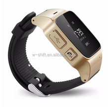 Elderly GPS Smart Watch D99 Smartwatch Phone SOS Anti-lost Gps+Lbs+Wifi Tracking for Old People for iOS Android phones