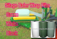 Agriculture 25mic Silage Wrap Film for Hay Bale Wrapping Made in China