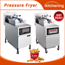 Gas Series Frymaster Chicken Frying Machine Pressure Fryer