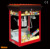 16 Oz Manufacture Hot Sale Popcorn Machine with CE VBG-88