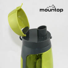 Promotional products 750ml pet products custom sport bottle plastic sports water bottle carrier