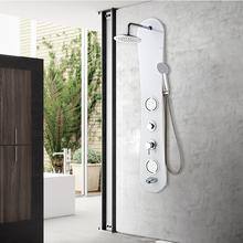 home appliances shower product hydrotherapy sanitary ware manufacturer in china shower panel
