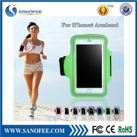 Mobile Phone Sports Armband Lycra armband for Samsung S5