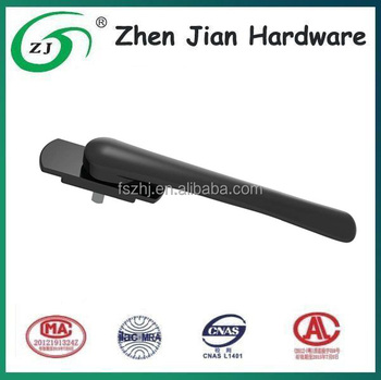 Good quality sliding door and windle handle lock (patio door handle lock - keyless)