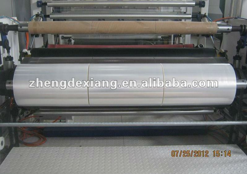 LLDPE machine stretch film/ 3 layers co-extruded casting stretch film