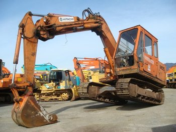 Used Excavator Hitachi UH025-7