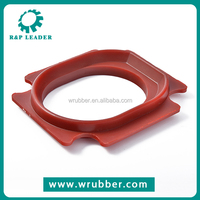 Hot sale cheap size custom durable electrical rubber part