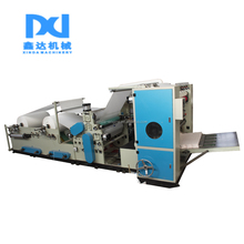 folding cutting facial tissue paper machine for making face tissue paper FT20A