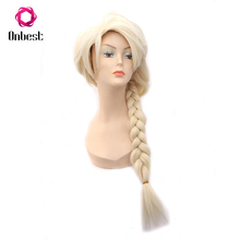 Hot Selling Anime Role Playing Long Synthetic Hair Halloween Straight Wig For Lady